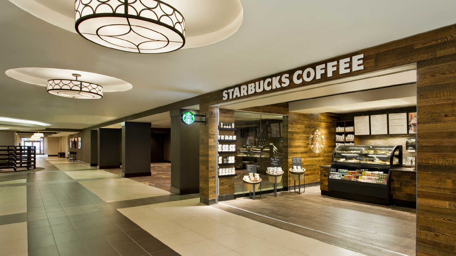 Hotel Features - Starbucks® Coffee Shop